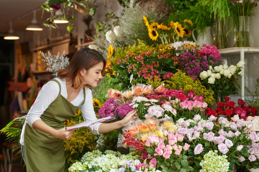 Flower Shop Artane is Blooming with vibrant essence of colourful flowers
